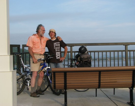 Patrick Hendry Arkansas Bicycle Tour